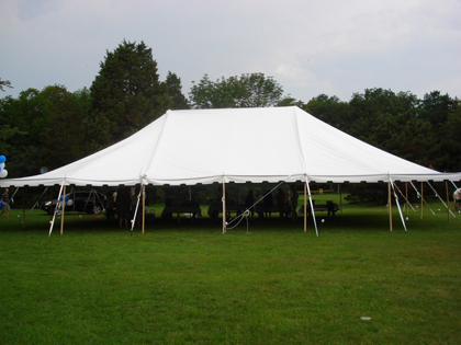 Buffalo Wedding Tent Rental